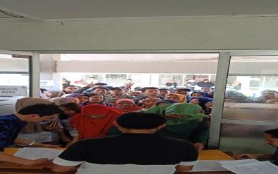 Pengumuman PPDB SMAN 9 Bandung Berjalan Lancar