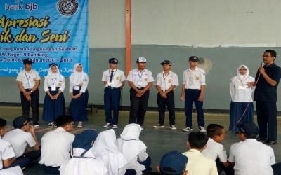 Kegiatan MPLS di SMAN 9 Bandung